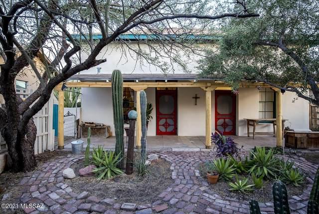 734 E 8Th Street, Tucson, AZ 85719 (#22115227) :: The Local Real Estate Group | Realty Executives