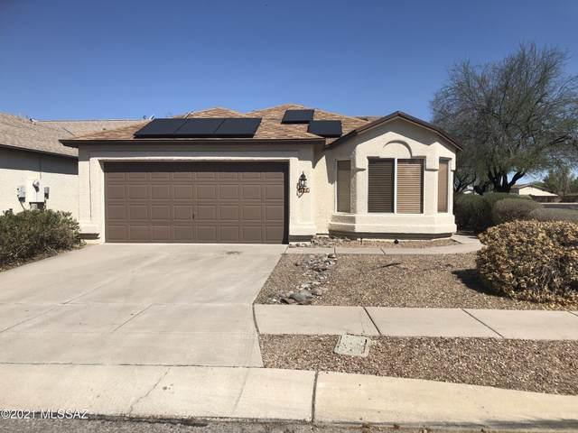 7674 S Trumpet Vine Avenue, Tucson, AZ 85747 (#22115228) :: The Local Real Estate Group | Realty Executives