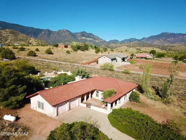 1050 E Poncho Trail, Sierra Vista, AZ 85650 (#22115237) :: Tucson Real Estate Group