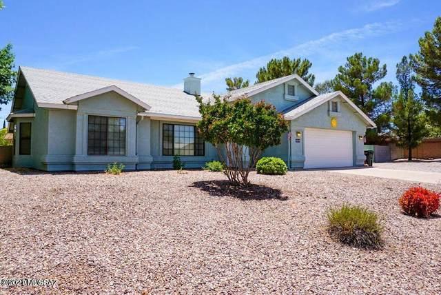 1610 E Cottonwood Drive, Sierra Vista, AZ 85635 (MLS #22115239) :: The Property Partners at eXp Realty