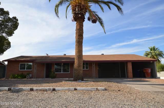 4743 E 13Th Street, Tucson, AZ 85711 (#22115242) :: Tucson Real Estate Group