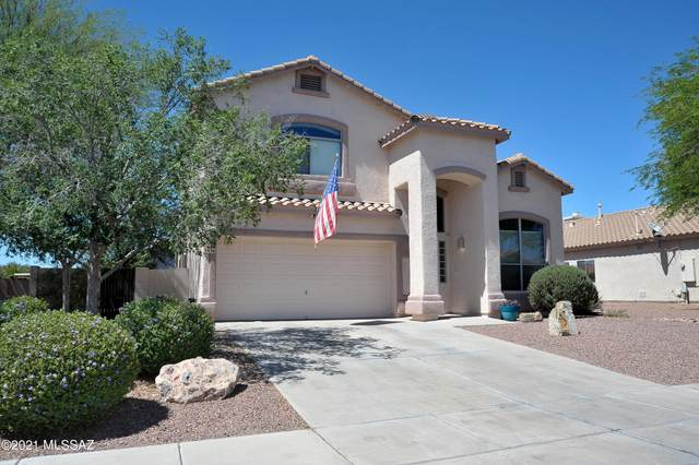 5636 W Cortaro Crossing Drive, Tucson, AZ 85742 (#22115243) :: Long Realty - The Vallee Gold Team
