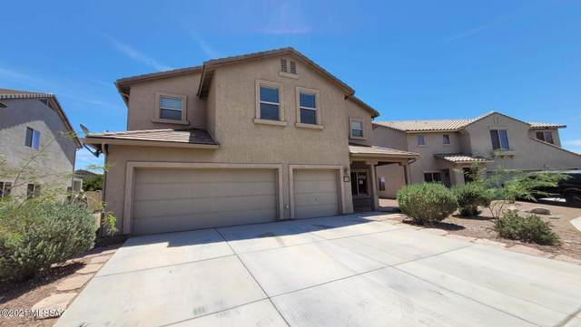 33767 S Colony Drive, Red Rock, AZ 85145 (MLS #22115245) :: The Property Partners at eXp Realty