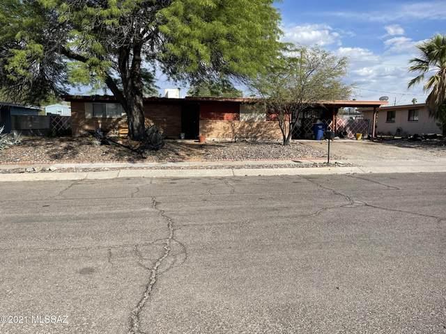 450 N Madris Drive, Tucson, AZ 85710 (#22115256) :: The Josh Berkley Team