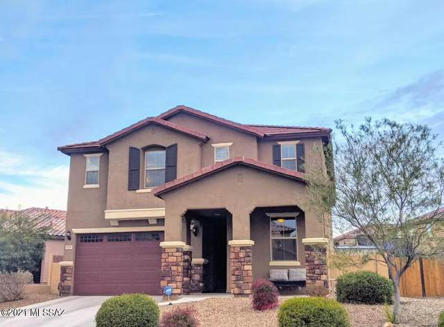 930 W Camino Nogal Blanco, Sahuarita, AZ 85629 (#22115260) :: Tucson Real Estate Group