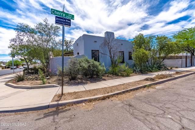 1600 E Grant Road, Tucson, AZ 85719 (#22115263) :: Tucson Real Estate Group