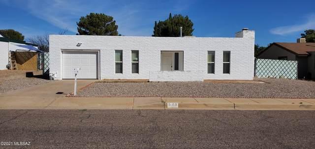 579 Savanna Drive, Sierra Vista, AZ 85635 (#22115265) :: Tucson Real Estate Group