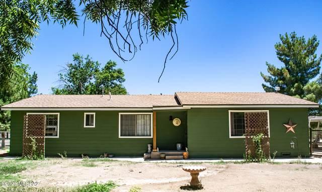 435 N Sibyl Road, St. David, AZ 85630 (#22115268) :: Tucson Real Estate Group