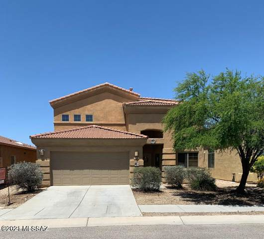10437 E Rita Ranch Crossing Circle, Tucson, AZ 85747 (#22115272) :: Kino Abrams brokered by Tierra Antigua Realty