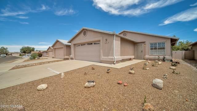 9017 E Kinross Drive, Tucson, AZ 85730 (#22115273) :: Long Realty - The Vallee Gold Team