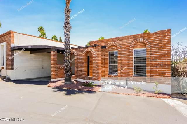 9111 N Oracle Road #102, Tucson, AZ 85704 (#22115276) :: Tucson Property Executives