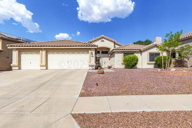 753 S Smokey Mountains Road, Tucson, AZ 85748 (#22115284) :: Tucson Property Executives