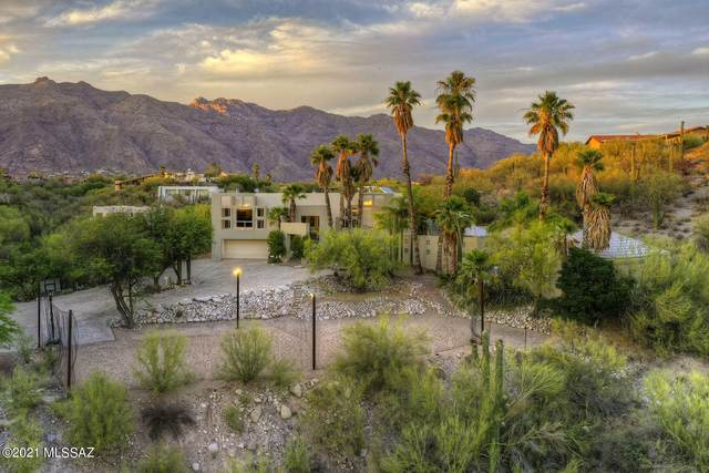 5220 N Swan Road, Tucson, AZ 85718 (#22115286) :: Long Realty - The Vallee Gold Team