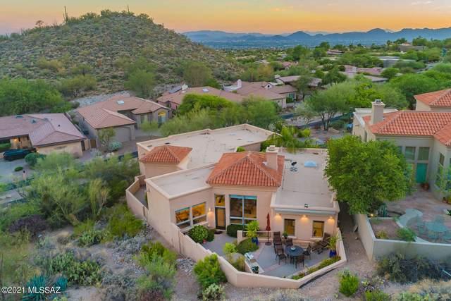 5765 E Finisterra, Tucson, AZ 85750 (#22115288) :: Long Realty - The Vallee Gold Team