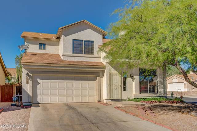 3032 W Country Meadow Drive, Tucson, AZ 85742 (#22115289) :: Long Realty - The Vallee Gold Team