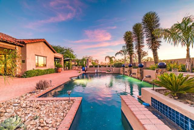 13751 Old Forest Trail, Oro Valley, AZ 85755 (#22115293) :: Kino Abrams brokered by Tierra Antigua Realty