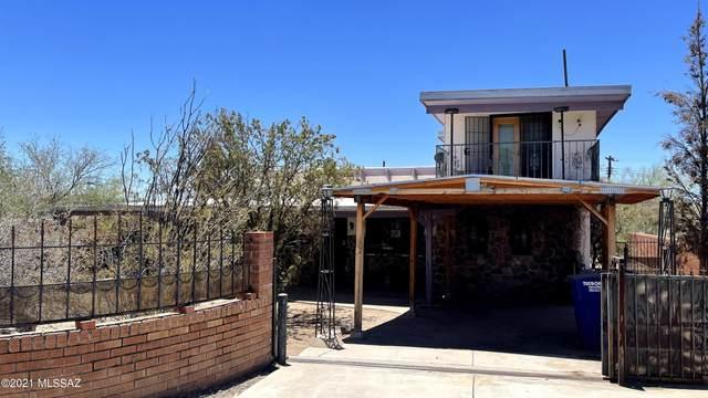 5482 S Oregon Drive, Tucson, AZ 85706 (#22115300) :: Tucson Property Executives