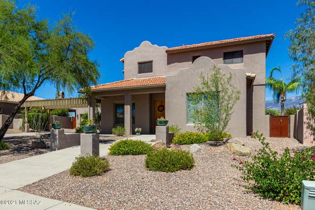 12970 N Eagleview Drive, Oro Valley, AZ 85755 (#22115303) :: Kino Abrams brokered by Tierra Antigua Realty