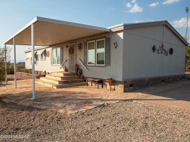 12729 S Ox Cart Trail, Vail, AZ 85641 (#22115305) :: Gateway Partners International