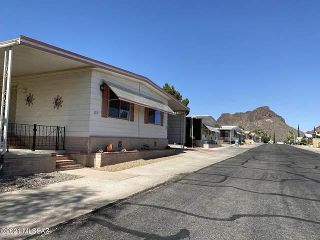 5712 W Diamond K Street, Tucson, AZ 85713 (#22115307) :: Kino Abrams brokered by Tierra Antigua Realty
