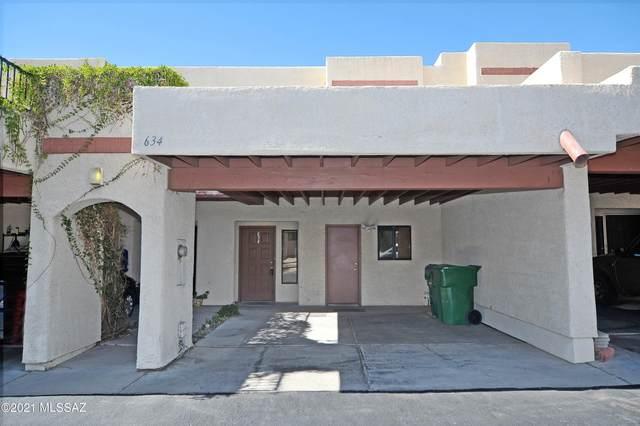 634 W Placita De Las Lomitas, Tucson, AZ 85704 (#22115311) :: Kino Abrams brokered by Tierra Antigua Realty