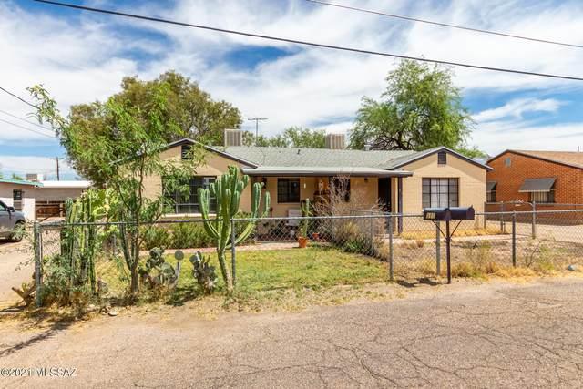 515-517 E Gay Street, Tucson, AZ 85705 (#22115317) :: Kino Abrams brokered by Tierra Antigua Realty