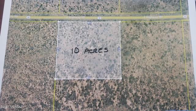TBD 10 Acres Hwy 181, Pearce, AZ 85625 (#22115320) :: The Dream Team AZ