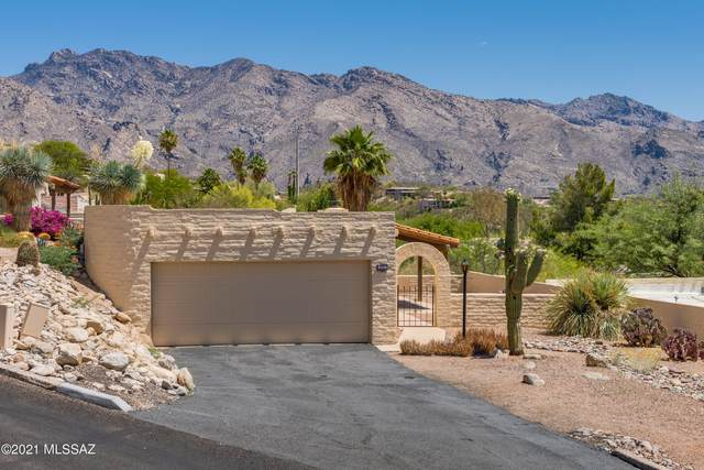4350 N Paseo De La Pereza, Tucson, AZ 85750 (#22115330) :: Kino Abrams brokered by Tierra Antigua Realty