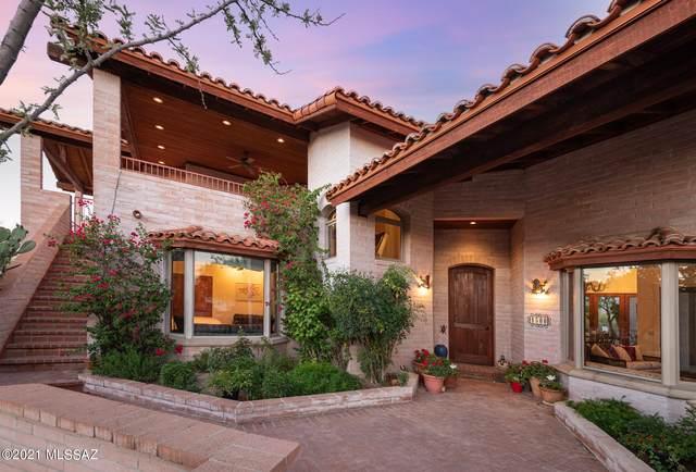 1500 W Turtle Dove Lane, Tucson, AZ 85755 (#22115344) :: Kino Abrams brokered by Tierra Antigua Realty