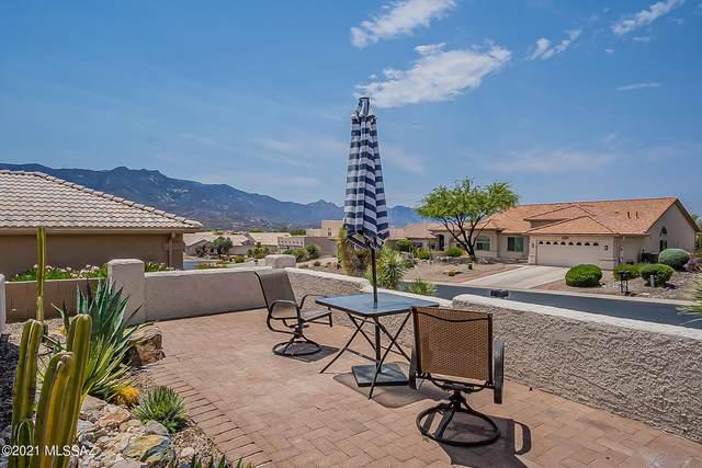 65354 E Rose Crest Court, Saddlebrooke, AZ 85739 (#22115345) :: Tucson Property Executives