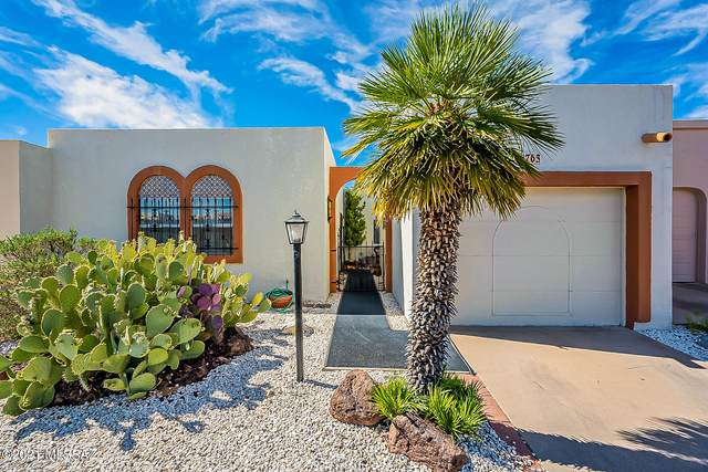 763 W Bella Vista Drive, Green Valley, AZ 85614 (#22115354) :: Kino Abrams brokered by Tierra Antigua Realty