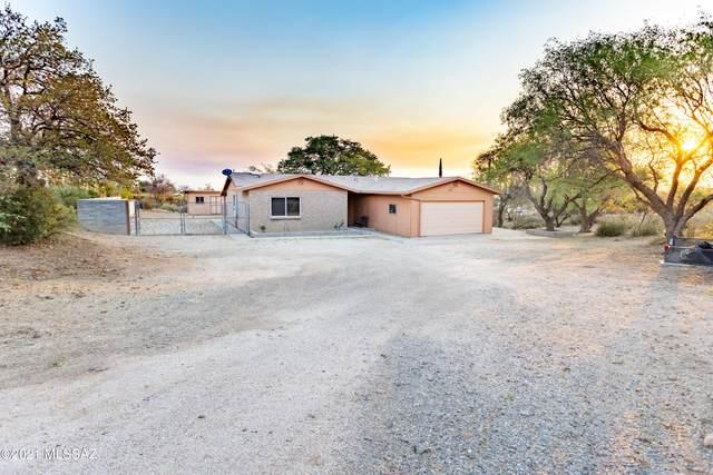 605 N Oak Hills Place, Oracle, AZ 85623 (#22115357) :: Tucson Property Executives