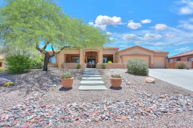 6721 W Calle Lorensita, Tucson, AZ 85743 (#22115360) :: Kino Abrams brokered by Tierra Antigua Realty