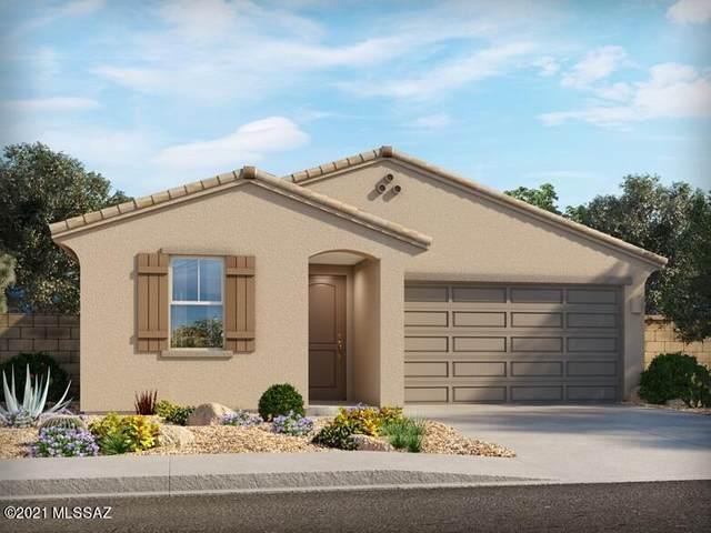 13965 E Golden Oaks Road, Vail, AZ 85641 (#22115397) :: The Dream Team AZ