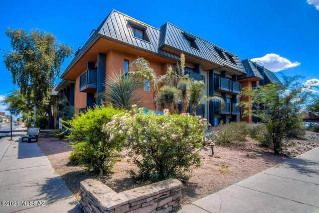 931 N Euclid Avenue #143, Tucson, AZ 85719 (MLS #22115411) :: The Luna Team