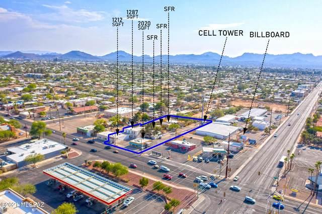 3141 N 1St Avenue, Tucson, AZ 85719 (#22115418) :: Tucson Property Executives