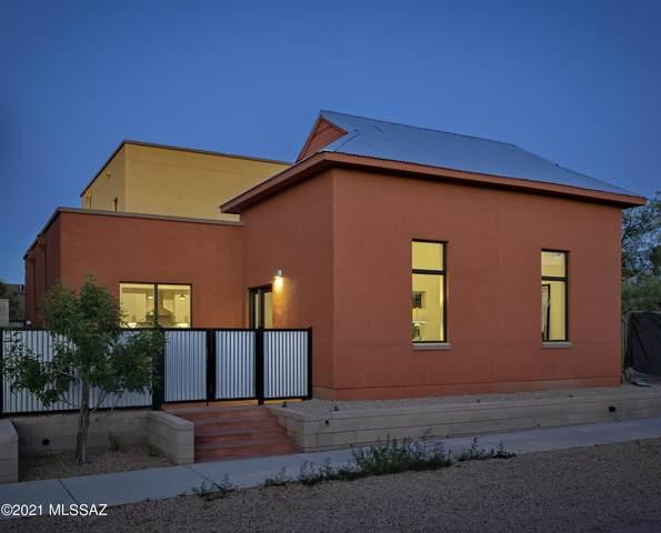662 S Mordasini Place, Tucson, AZ 85701 (#22115420) :: The Dream Team AZ