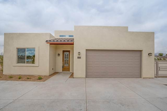 8217 E Lee Street Lot 2, Tucson, AZ 85715 (#22115422) :: Keller Williams
