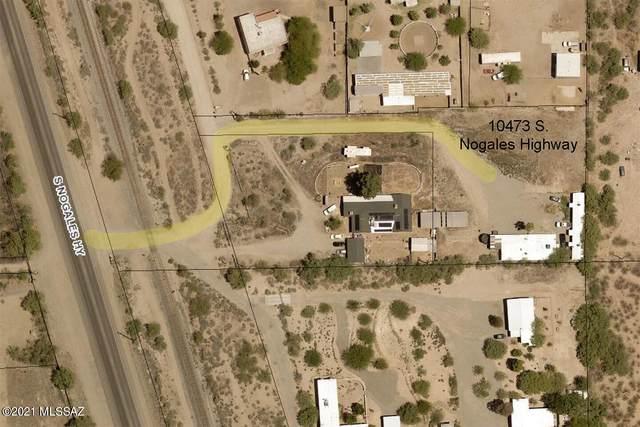 10473 S Nogales Highway, Tucson, AZ 85756 (#22115426) :: The Dream Team AZ