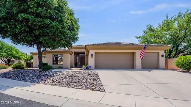 2142 N Split Rock Place, Tucson, AZ 85749 (#22115427) :: The Josh Berkley Team