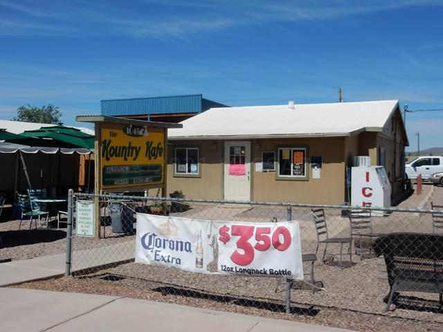 10400 N Highway 191, Elfrida, AZ 85610 (#22115439) :: Gateway Partners International