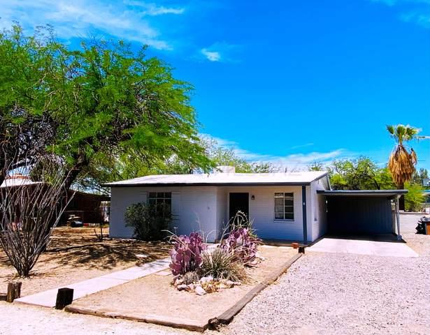 3341 E 30Th Street, Tucson, AZ 85713 (#22115442) :: Gateway Partners International