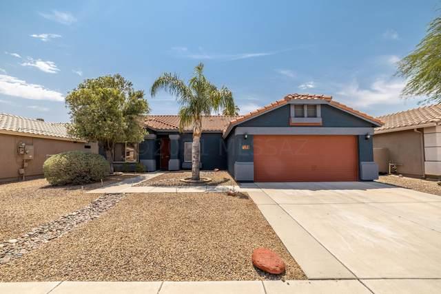 7231 W Silver Sand Drive, Tucson, AZ 85743 (#22115448) :: The Dream Team AZ