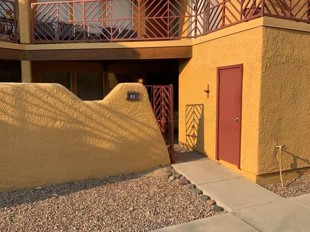 6255 N Camino Pimeria Alta #81, Tucson, AZ 85718 (MLS #22115449) :: The Luna Team