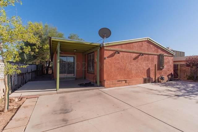 1555 N 11Th Avenue N, Tucson, AZ 85705 (#22115457) :: Gateway Partners International