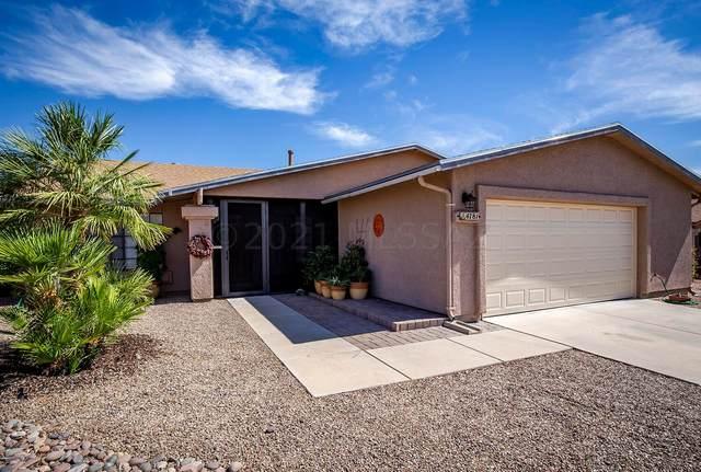 4781 W Bluebell Way, Tucson, AZ 85742 (#22115460) :: Tucson Property Executives