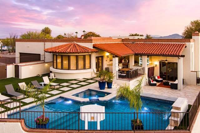 5671 N Placita Arturo, Tucson, AZ 85718 (#22115462) :: Gateway Partners International