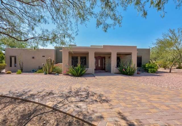 11411 E Calle Del Rincon, Tucson, AZ 85749 (#22115463) :: The Josh Berkley Team