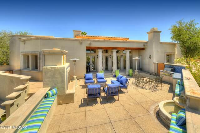 3850 E Placita De Piacho, Tucson, AZ 85718 (#22115464) :: Tucson Property Executives