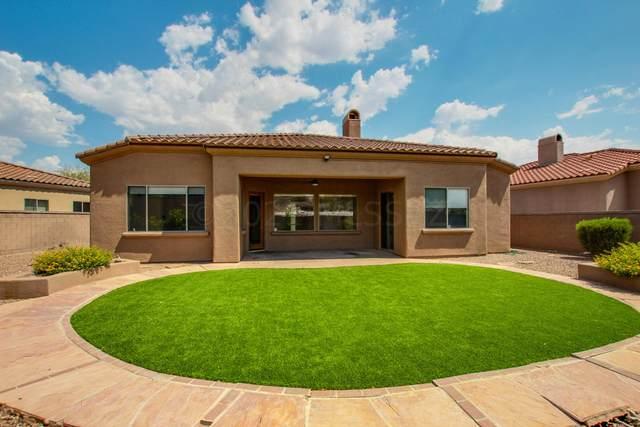 6375 N Via Jaspeada, Tucson, AZ 85718 (#22115491) :: Tucson Property Executives